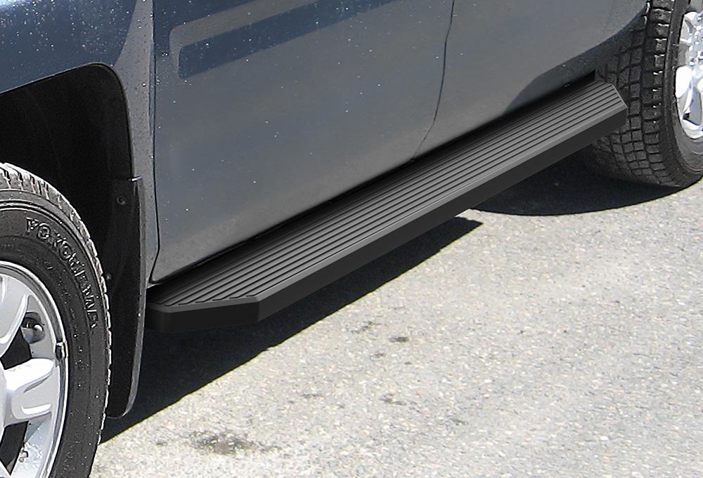"iBoard Running Board Black 6/"" Fit Honda Ridgeline 06-14"