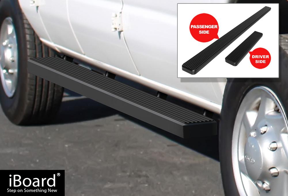 iBoard Side Steps Nerf Bars 5\