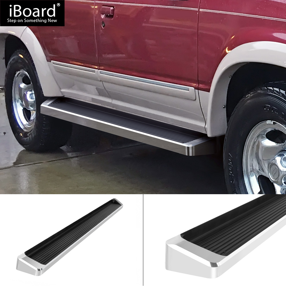 iBoard Running Boards Style Fit 95-01 Ford Explorer 4-Door