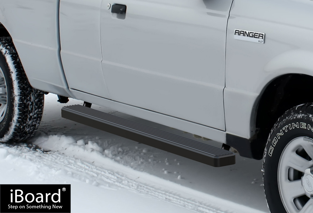 """Best Extended Auto Warranty >> 4"""" iBoard Running Boards Nerf Bars Fit 98-11 Ford Ranger ..."""